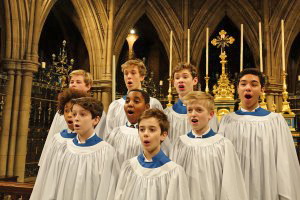 Sonderkonzert mit Trinity Boys Choir NINE (London)